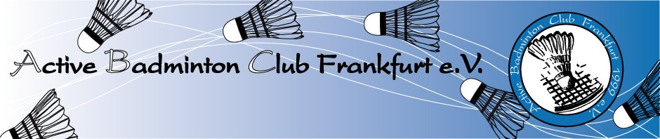 Active Badminton Club Frankfurt e.V.